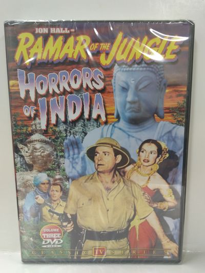 Image for Ramar of the Jungle, Volume 3 - Horrors of India