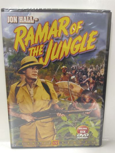 Image for Ramar of the Jungle - Volume Six
