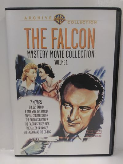 Image for The Falcon Mystery Movie Collection: Volume 1