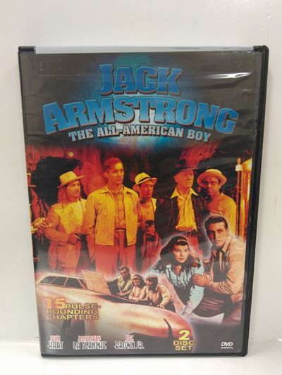 Image for Jack Armstrong: The All-American Boy