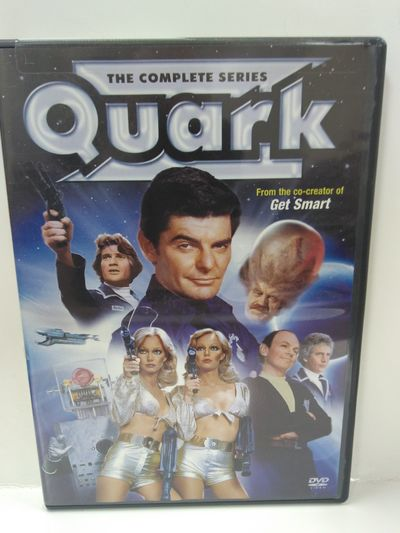 Image for Quark - The Complete Series