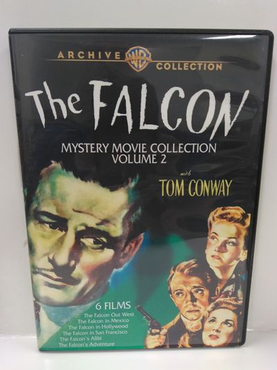 Image for The Falcon Mystery Movie Collection, Volume 2