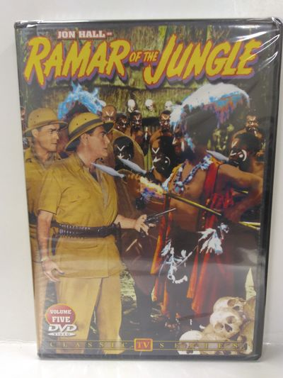 Image for Ramar of the Jungle - Volume Five