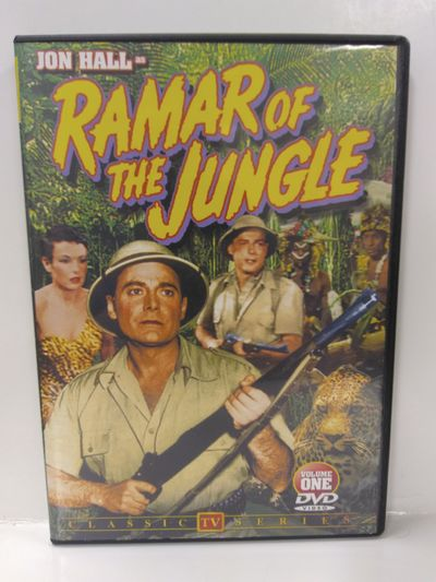 Image for Ramar of the Jungle, Volume 1