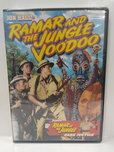 Image for Ramar and the Jungle Voodoo