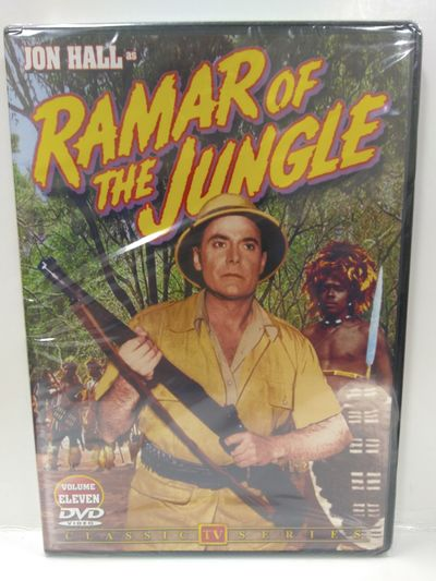 Image for Ramar of the Jungle, Vol. 11