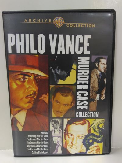 Image for The Philo Vance Murder Case Collection