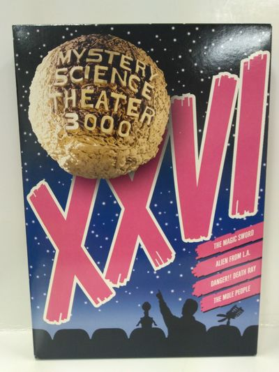 Image for Mystery Science Theater 3000: XXVI Box Set