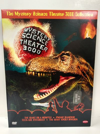 Image for The Mystery Science Theater 3000 Collection: Volume 10.2 (Giant Gila Monster / Swamp Diamonds / Tee)