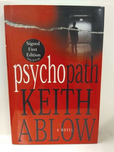 Image for Psychopath: a Novel (SIGNED)_