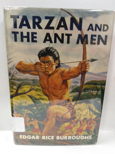 Image for Tarzan and the Ant Men