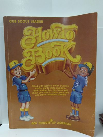 Image for Cub Scout Leader How to Book