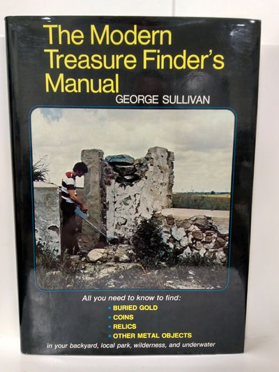 Image for The Modern Treasure Finder's Manual