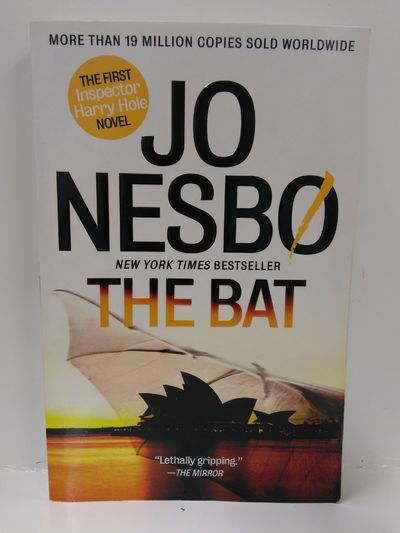 Image for The Bat: The First Inspector Harry Hole Novel (Vintage Crime/Black Lizard Original)