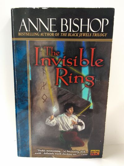 Image for The Invisible Ring (Black Jewels, Book 4)