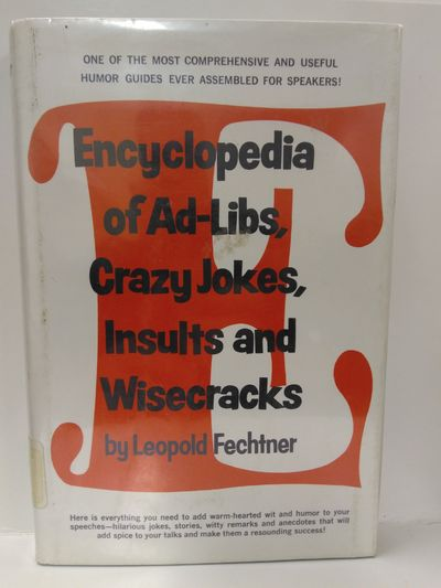 Image for Encyclopedia of Ad-libs, Crazy Jokes, Insults, and Wisecracks