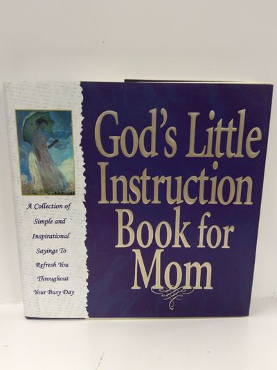 Image for God's Little Instruction Book for Mom