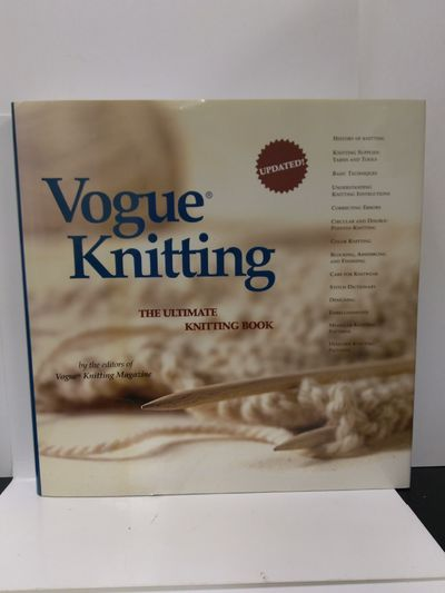 Image for Vogue Knitting: The Ultimate Knitting Book