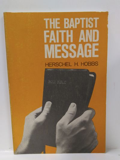 Image for The Baptist Faith and Message