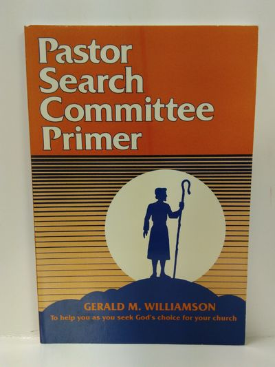 Image for Pastor Search Committee Primer