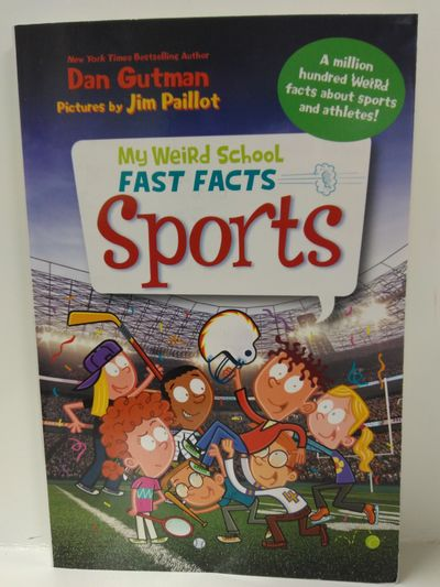 Image for My Weird School Fast Facts: Sports