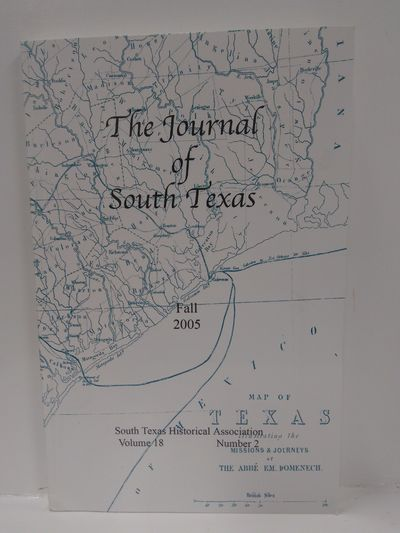 Image for The Journal of South Texas, Volume 18, Number 2 (Fall 2005)