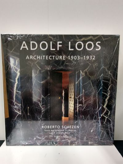 Image for Adolf Loos: Architecture 1903-1932