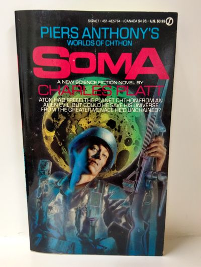 Image for Soma (Piers Anthony's Worlds of Chthon, No. 2)