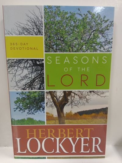 Image for Seasons of the Lord (365-Day Devotional)