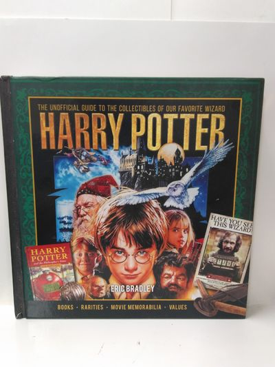 Image for Harry Potter - The Unofficial Guide to the Collectibles of Our Favorite Wizard