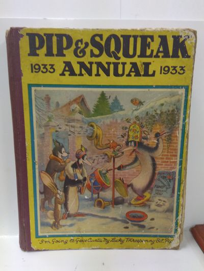 Image for Pip & Squeak Annual [1933]