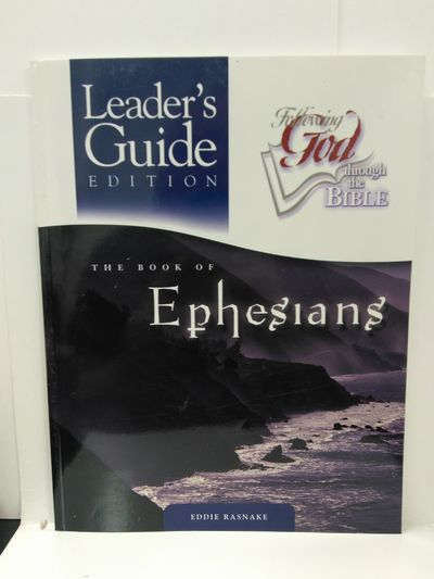 Image for The Book of Ephesians Leader's Guide (Following God Through the Bible)
