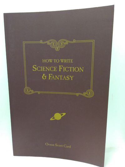 Image for How to Write Science Fiction  Fantasy