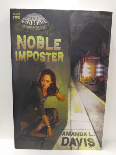 Image for Noble Imposter (The Cantral Chronicles)