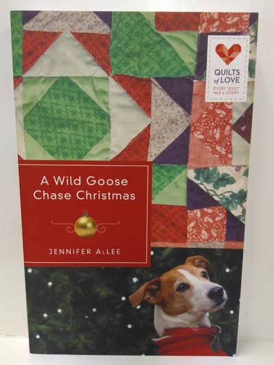 Image for A Wild Goose Chase Christmas: Quilts of Love Series