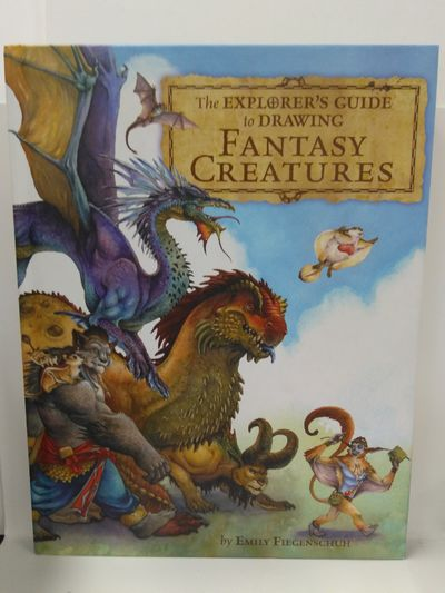 Image for The Explorer's Guide to Drawing Fantasy Creatures