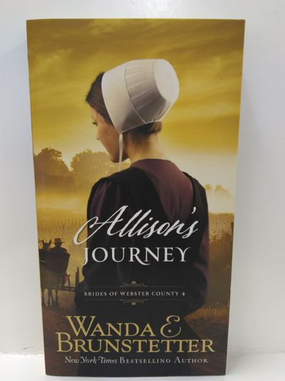 Image for Allison's Journey: (Brides of Webster County)