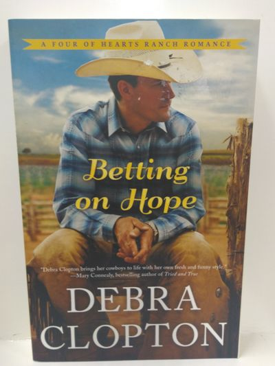Image for Betting on Hope (A Four of Hearts Ranch Romance)
