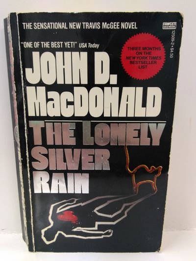 Image for The Lonely Silver Rain