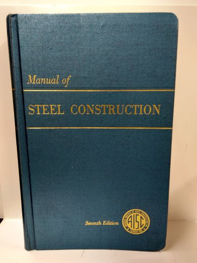 Image for Manual of Steel Construction, Seventh Edition
