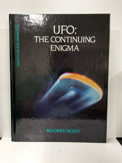 Image for UFO: The Continuing Enigma (Quest for the Unknown)