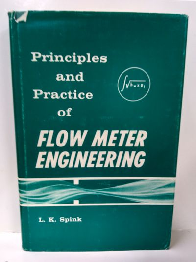 Image for Principles And Practice Of Flow Meter Engineering