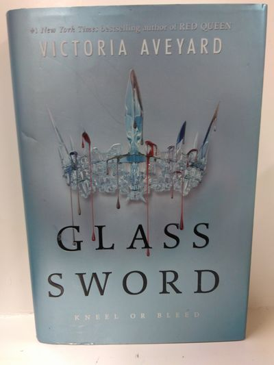 Image for Glass Sword (Red Queen)