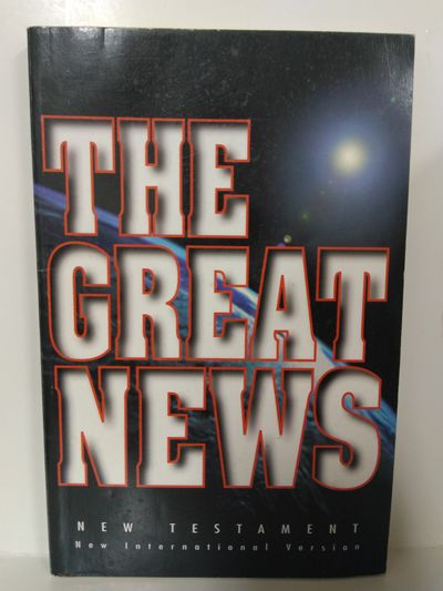 Image for The Great News The New Testament (New International Version)