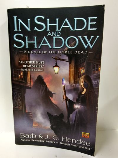 Image for In Shade and Shadow: A Novel of the Noble Dead