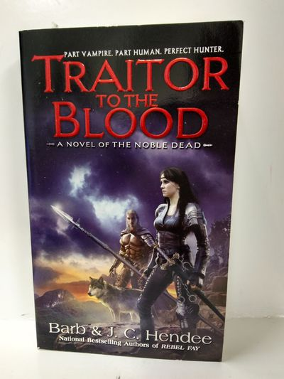 Image for Traitor to the Blood (The Noble Dead)