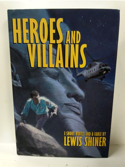 Image for Heroes and Villains (SIGNED)