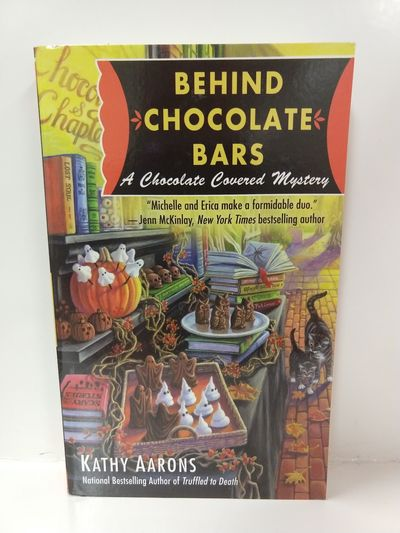 Image for Behind Chocolate Bars (a Chocolate Covered Mystery)