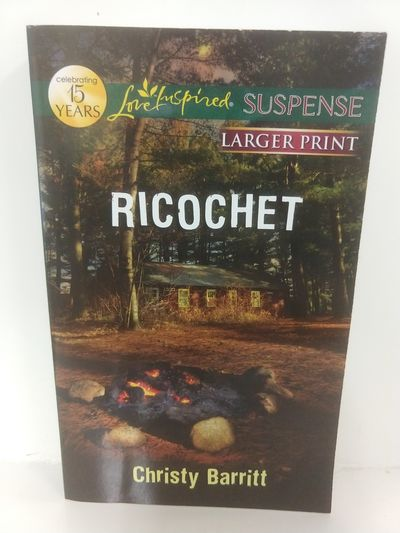Image for Ricochet (Love Inspired Suspense)