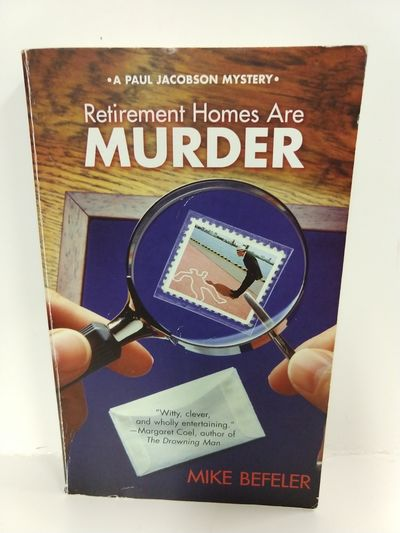 Image for Retirement Homes Are Murder: A Paul Jacobson Mystery